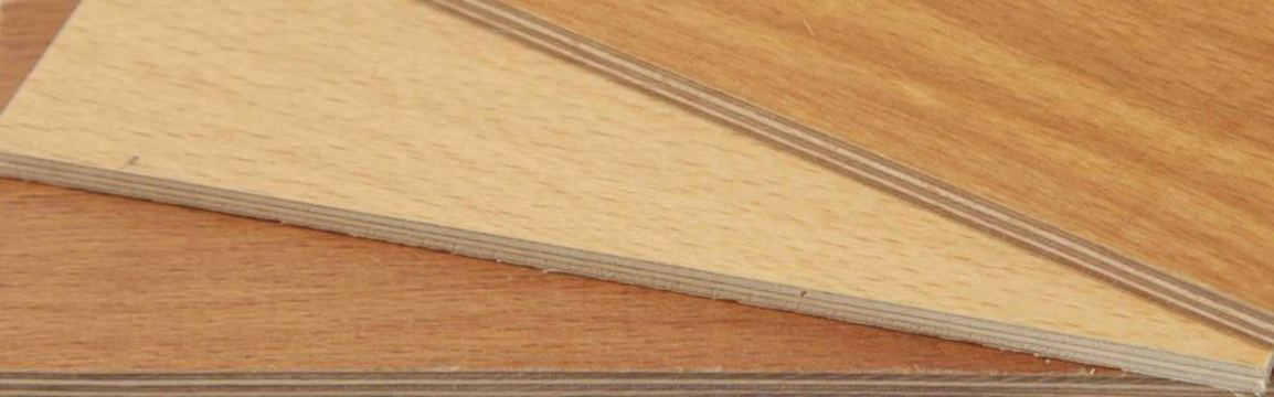 Densifiedwood laminates